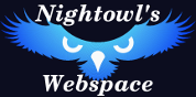 Nightowls Webspace Logo